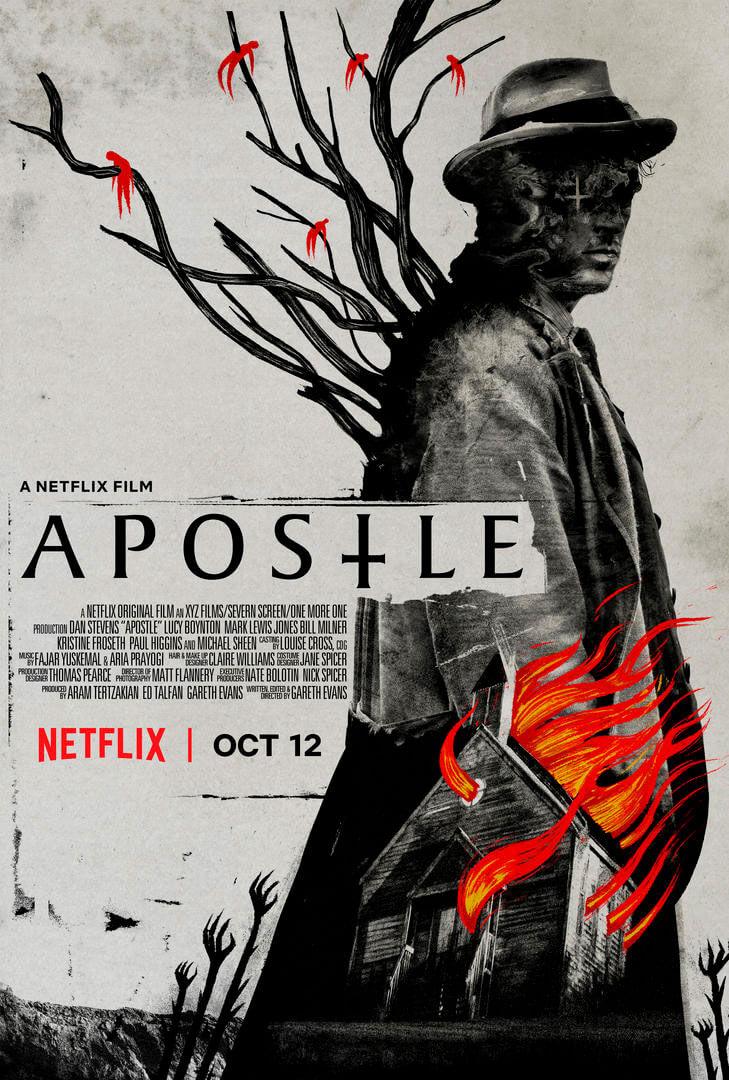 Un apóstol que emana terror