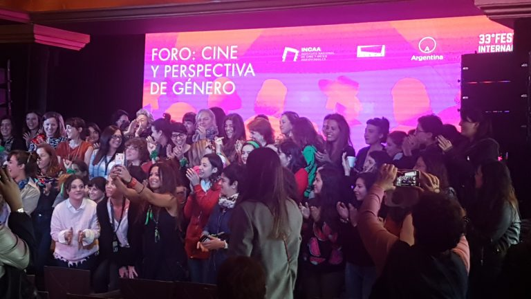Impronta femenina en actividades en el Festival Internacional de Cine de Mar del Plata