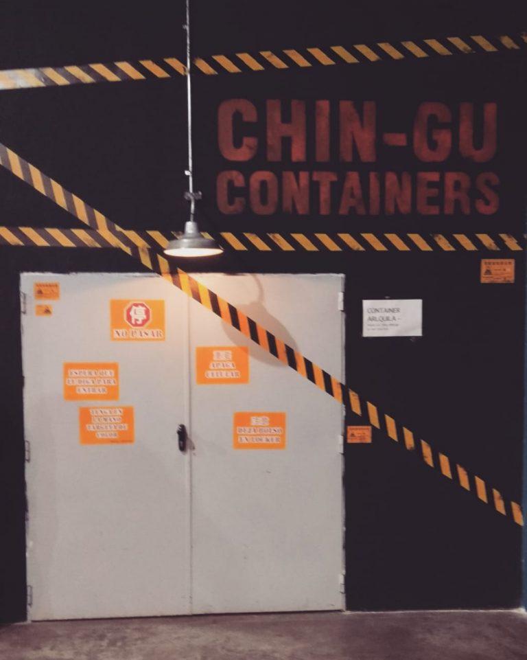 Los negocios menos pensados dentro de un  depósito chino