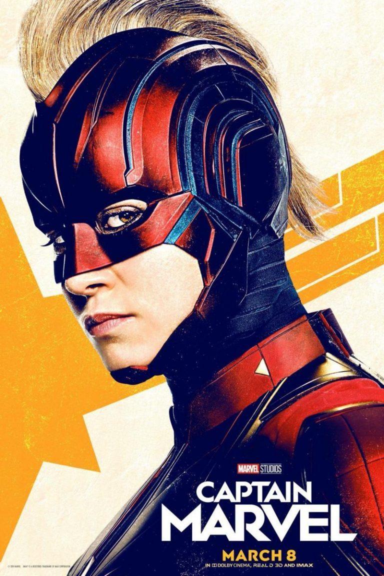 Capitana Marvel una mujer dentro de otra valerosa del más allá a la Tierra