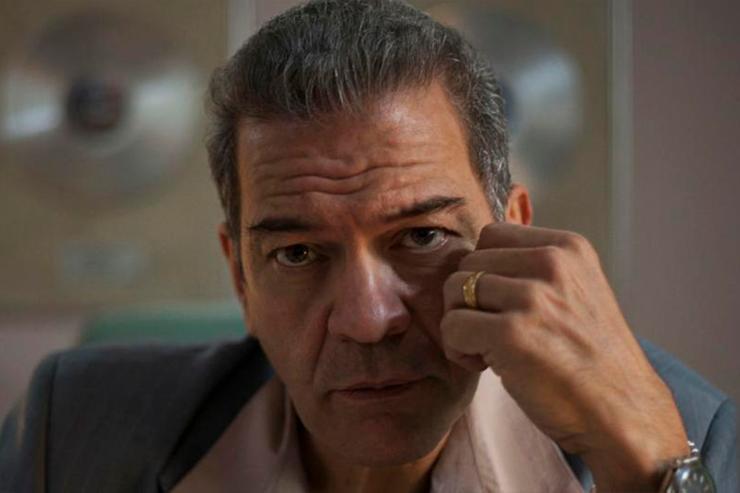 """César Bordón """"Tengo el privilegio de que me llaman para hacer personajes diferentes""""."""