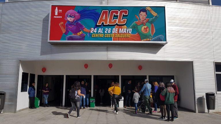 Cerró la 11° Edición del Argentina Comic-Con 2019