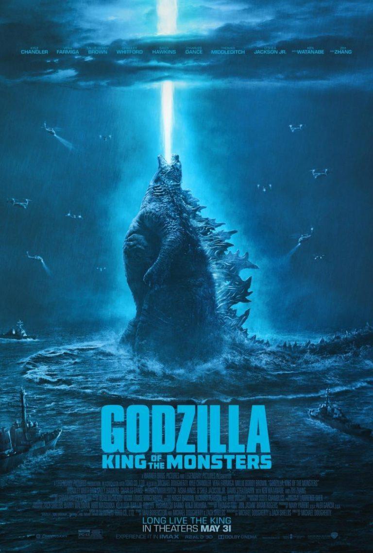 """Lucha de Titanes. Crítica de """"Godzilla 2: El Rey de los Monstruos"""""""