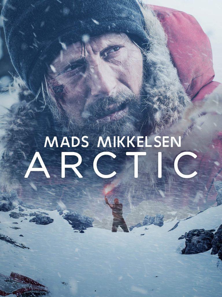 """Supervivencia bajo cero. Crítica de """"El Ártico"""" de Joe Penna."""