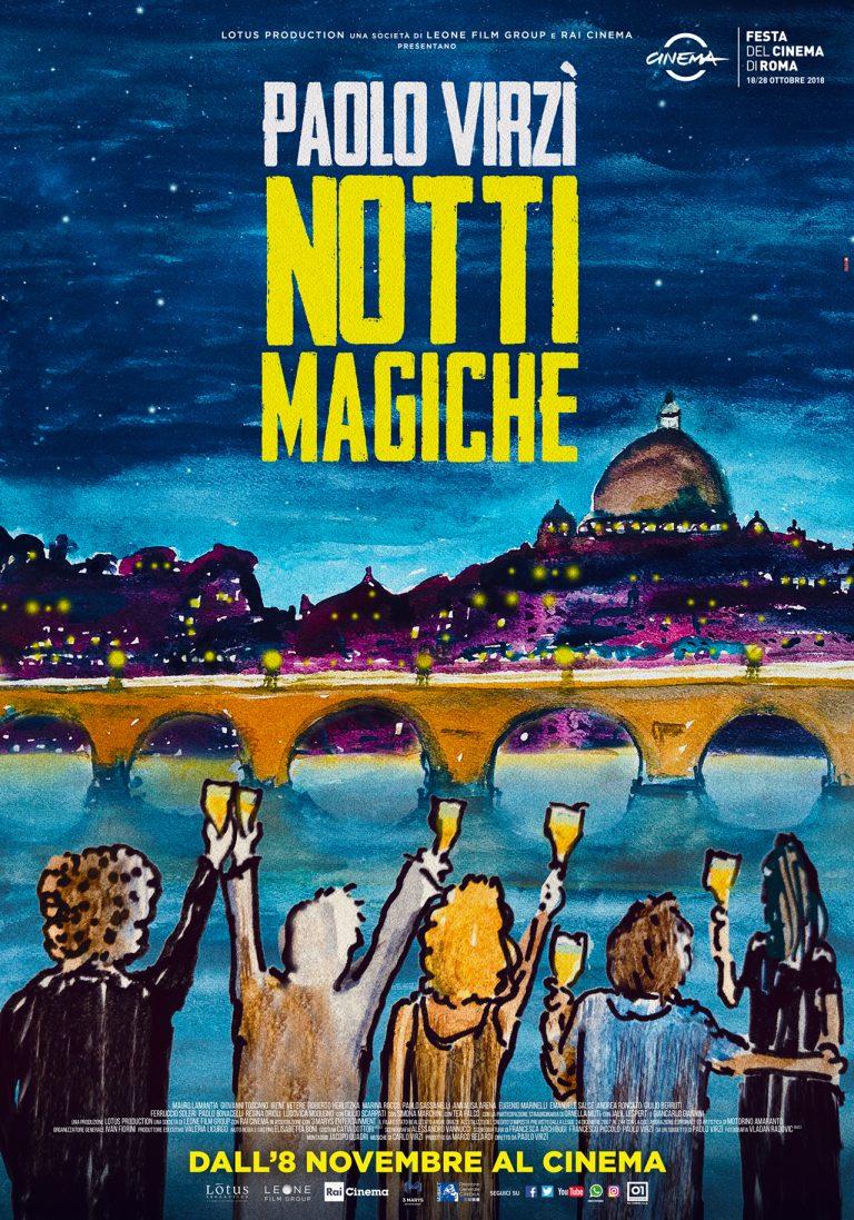 """Siamo Fuori de la Copa. Crítica de """"Notti Magiche"""" de Paolo Virzi."""