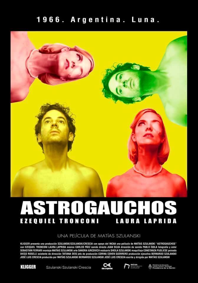 """Un Delirio Aeroespacial. Crítica de """"Astrogauchos"""" de Matías Szulanski"""