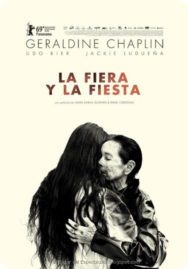 """Homenaje en forma de ficción. Crítica de """"La Fiera y La Fiesta"""" de Israel Cárdenas y Laura Amelia Guzmán"""