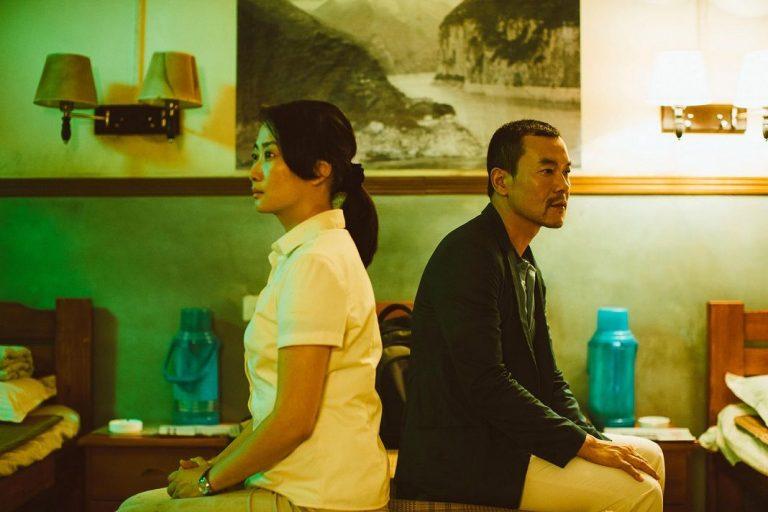 """Amor y Códigos. Crítica de """"Esa Mujer"""" de Zhangke Jia."""