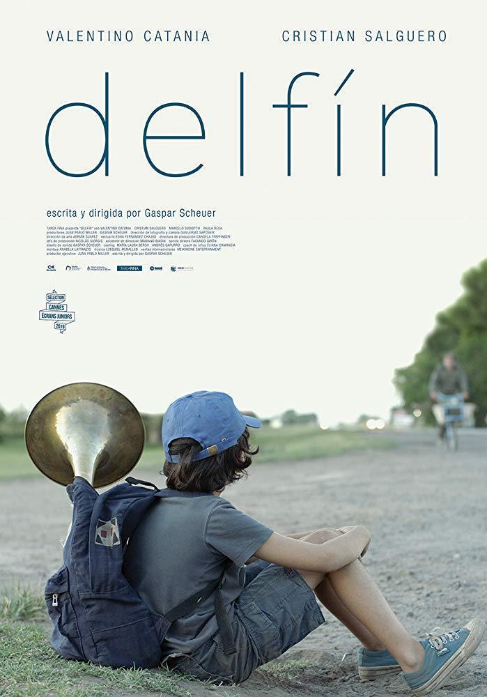 """Pasión por la música. Crítica de """"Delfín"""" de Gaspar Scheuer"""
