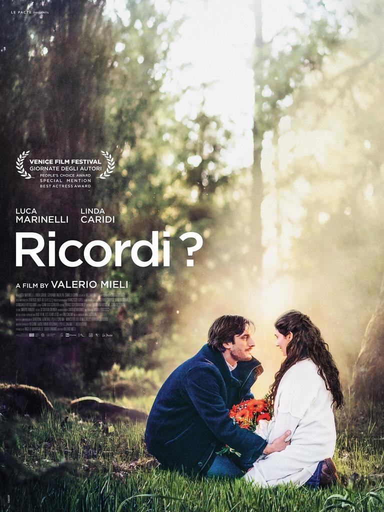 """Una historia de amor llena de encuentros y desencuentros. """"Ricordi?"""" de Valerio Mieli."""